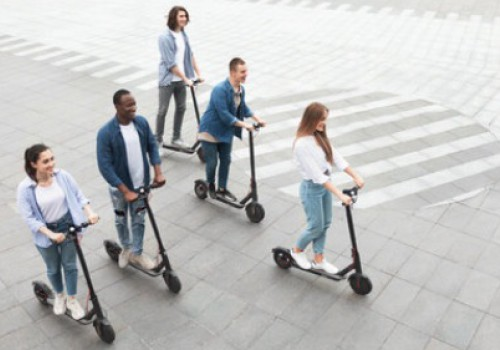 Electric Kick-Scooters & Electric Scooters, Are They Legal in the UK?