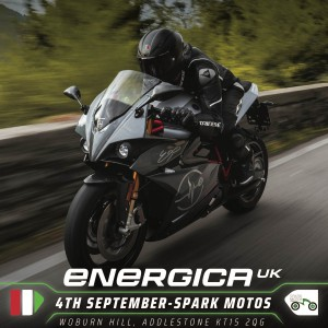 Energica Launch
